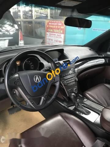 Bán Acura MDX 3.5 đời 2006, màu đen, xe nhập
