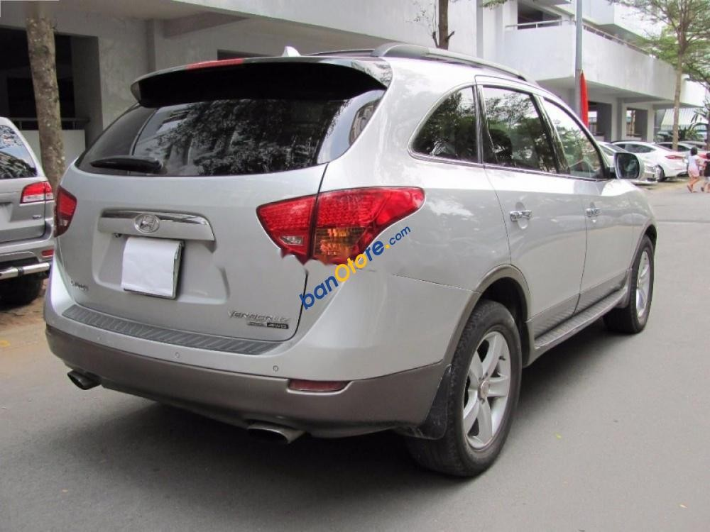 Cần bán xe Hyundai Veracruz đời 2008, màu bạc, nhập khẩu nguyên chiếc chính chủ, giá 660tr