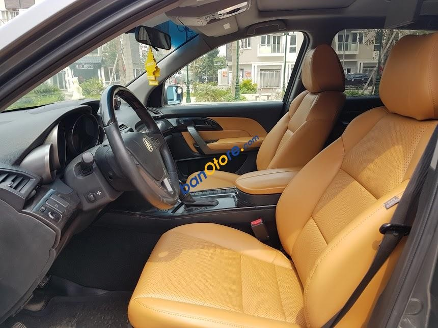 Acura MDX AT Entertainment sản xuất 2007, xe nhập