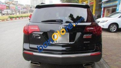 Bán Acura MDX đời 2011, màu đen, nhập khẩu