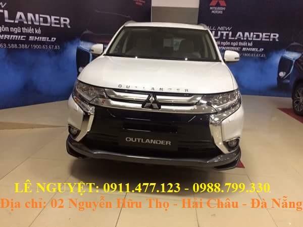 Mitsubishi Outlander 2.0 7 chỗ, góp 90% xe, LH Lê Nguyệt: 0911.477.123 - 0988.799.330