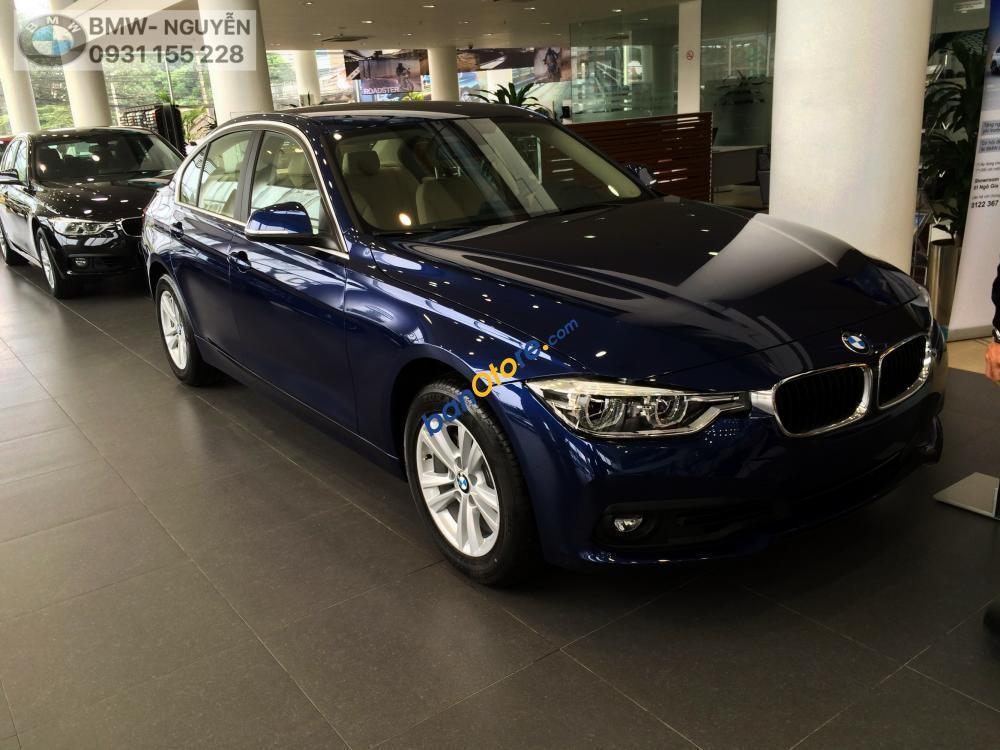Bán xe BMW 320i thế hệ mới, sang trọng, đẳng cấp, xe giao ngay