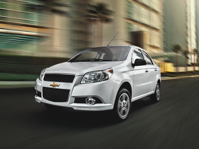 Đánh giá xe Chevrolet Aveo cũ