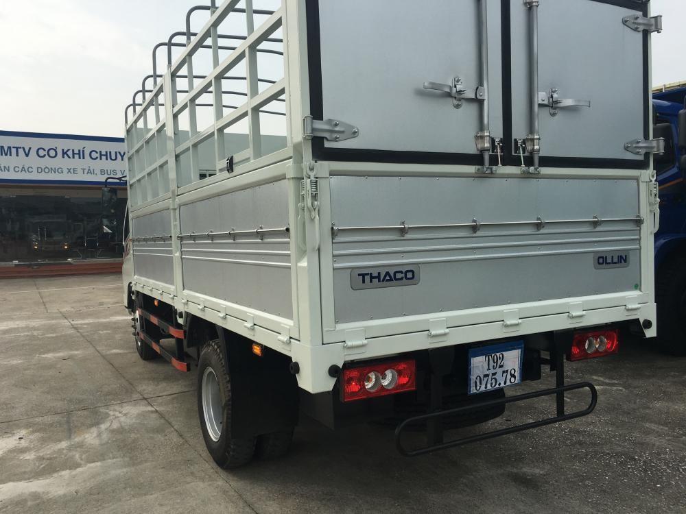 Liên hệ 0969.644.128/ 0938.907.243- Cần bán xe Thaco Ollin 500B tải trọng 5 tấn màu trắng