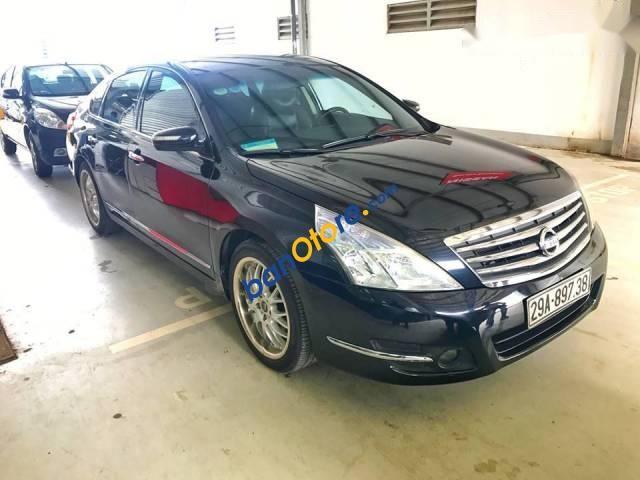 Bán Nissan Teana 2.0 AT năm sản xuất 2009, nhập khẩu chính chủ