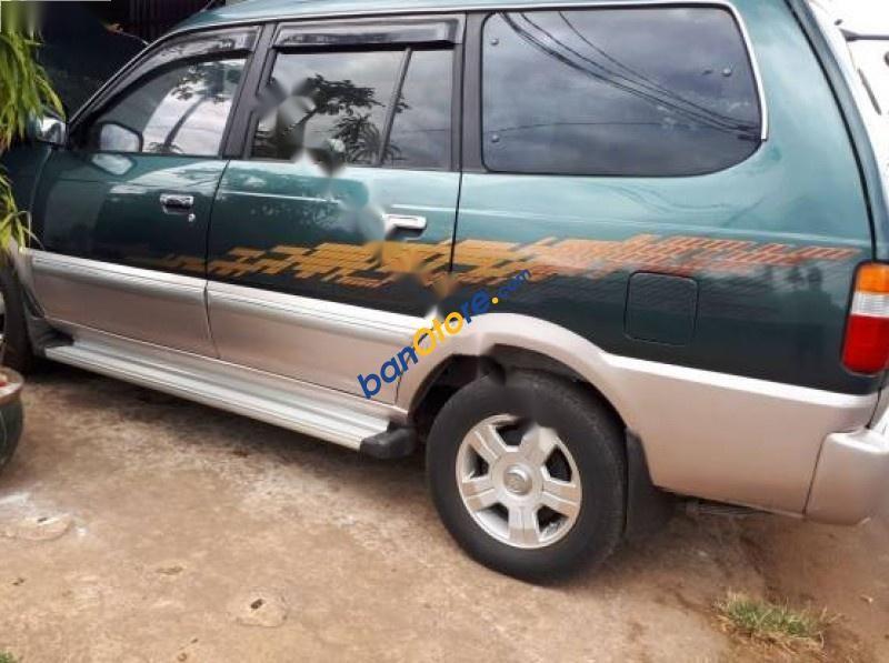 Cần bán xe Toyota Zace GL 2003, màu xanh