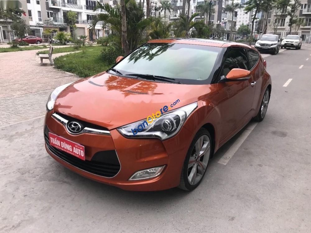 Bán ô tô Hyundai Veloster 1.6AT đời 2011, nhập khẩu nguyên chiếc, 495 triệu