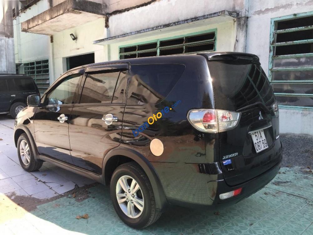 Bán Mitsubishi Zinger Limited đời 2010, màu đen đẹp như mới