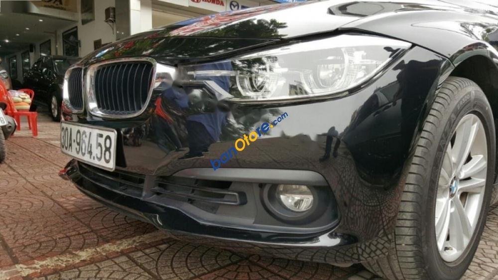 Bán BMW 3 Series 320i sản xuất 2016, màu đen, xe nhập chính chủ