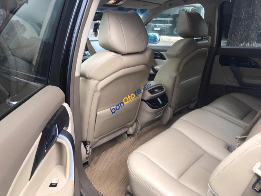 Bán xe Acura MDX 3.7 AT năm sản xuất 2009, màu đen, nhập khẩu nguyên chiếc chính chủ