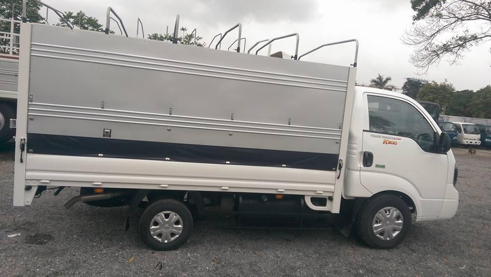 Bán xe tải Kia K200 2018, xe tải Kia 1.9 tấn, xe tải vào thành phố, xe tải Euro 4 Bán xe tải Kia K200 2018, xe tải Kia