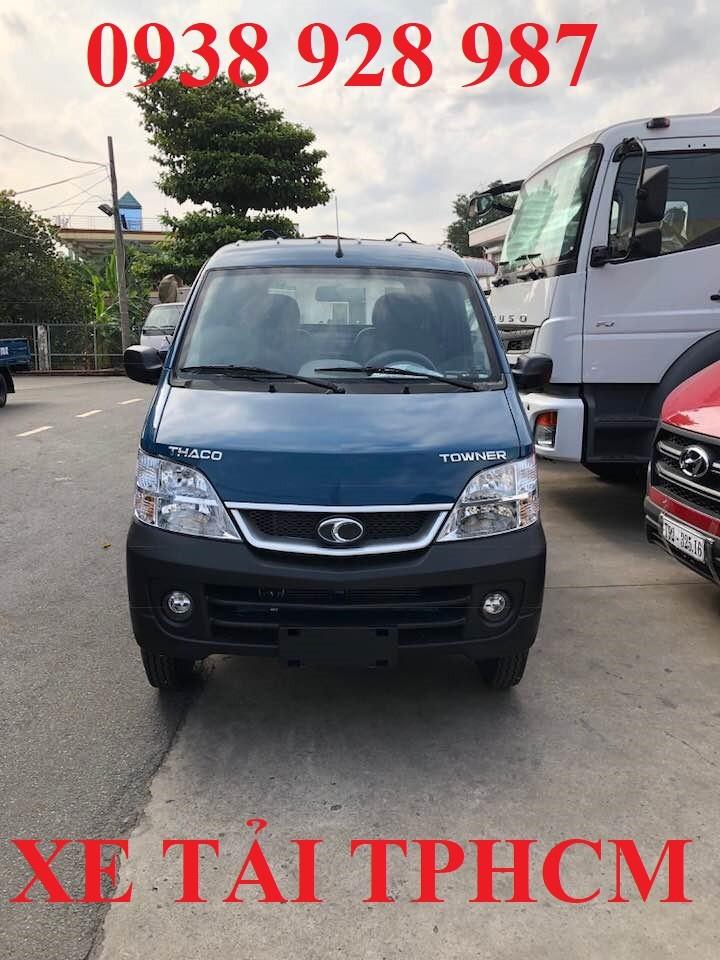 Bán xe Thaco Towner sản xuất 2018, giá tốt