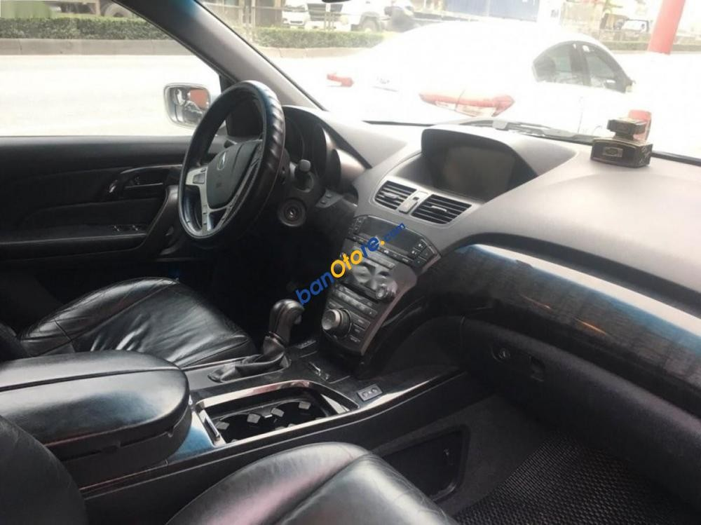 Cần bán gấp Acura MDX 3.7L năm 2007, màu bạc, xe nhập chính chủ