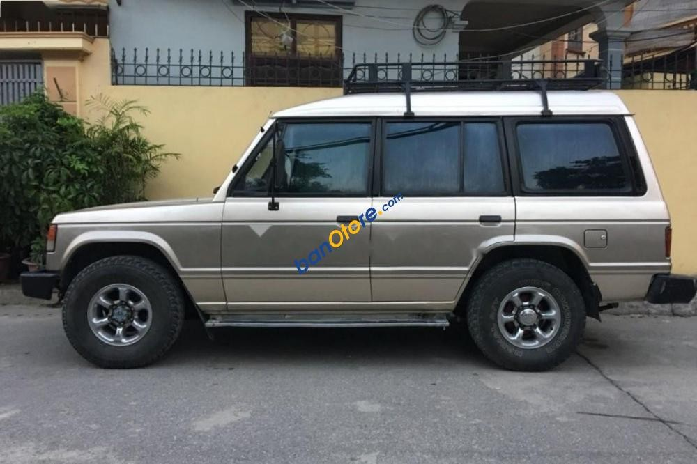 Cần bán Mitsubishi Pajero đời 1992, nhập khẩu giá cạnh tranh