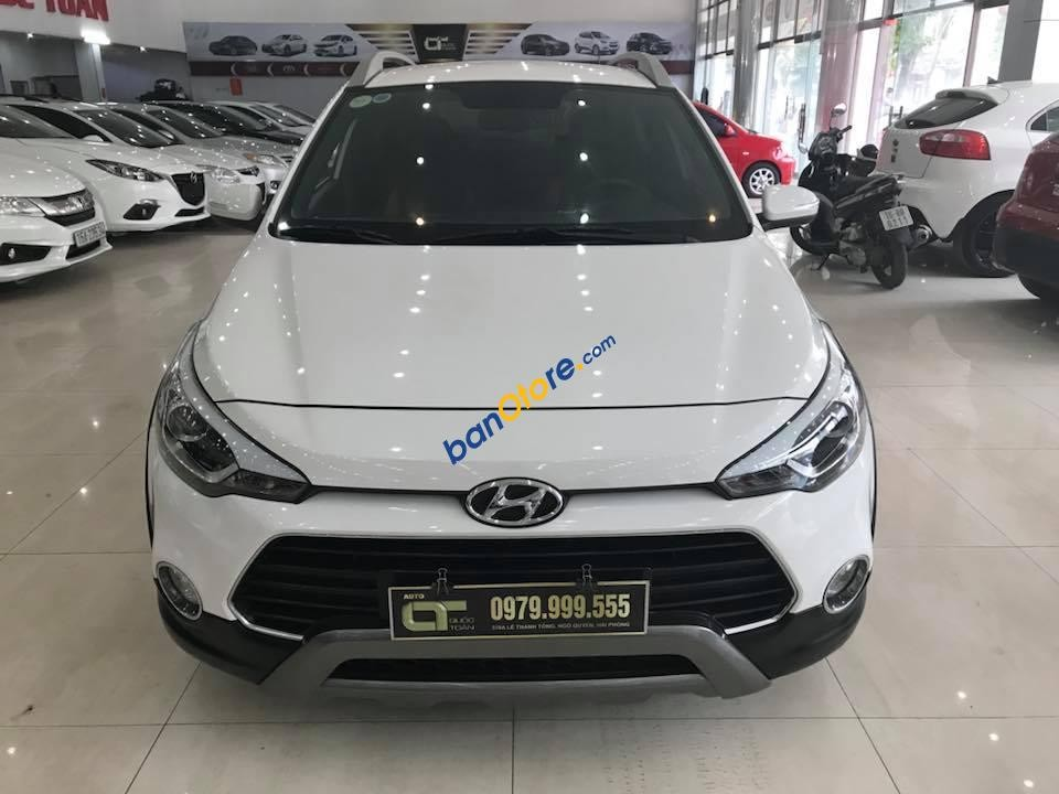 Bán xe Hyundai i20 Activer 2015 - 545 Triệu