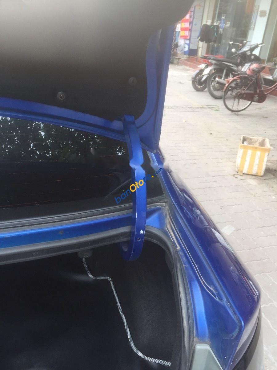Bán xe 2 cửa Kia Forte Koup đời 2009, màu xanh lam, nhập