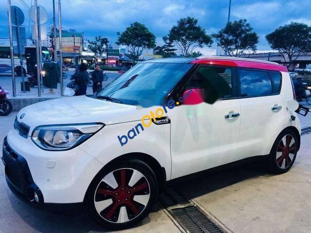 Bán ô tô Kia Soul 2.0 đời 2014, hai màu, nhập khẩu ít sử dụng