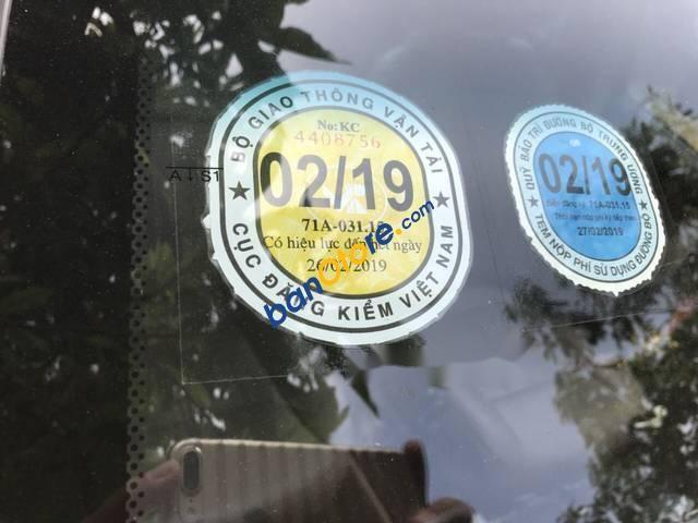 Cần bán Daewoo Gentra 2009, màu bạc