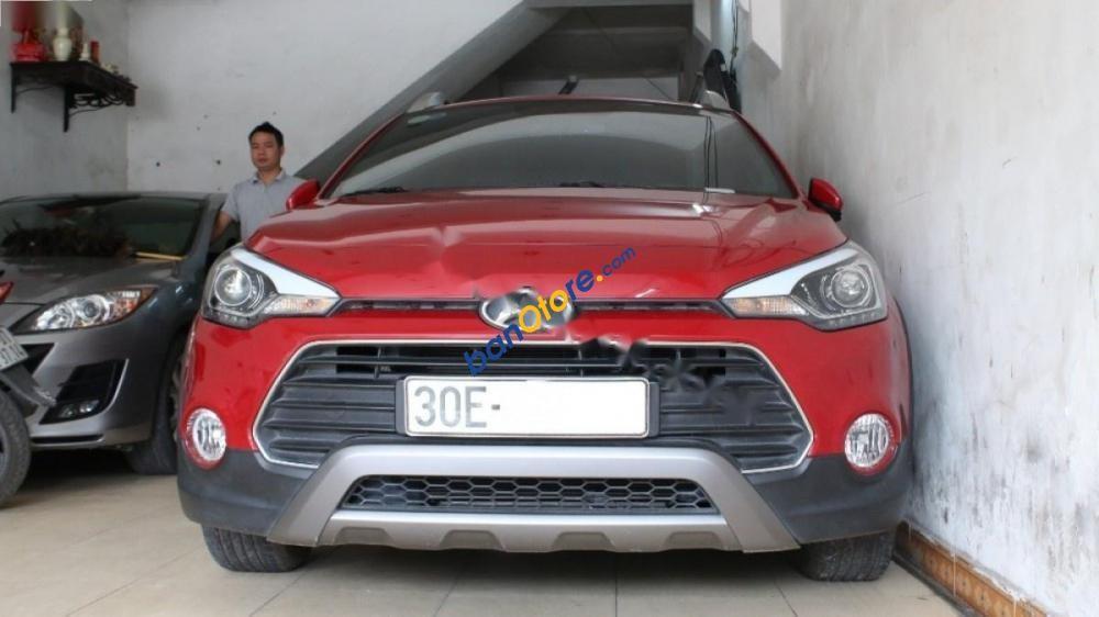Cần bán xe Hyundai i20 Active 1.4 AT năm 2015, màu đỏ, nhập khẩu chính chủ, giá tốt