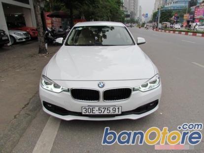 BMW 3 Series 320i - 2016