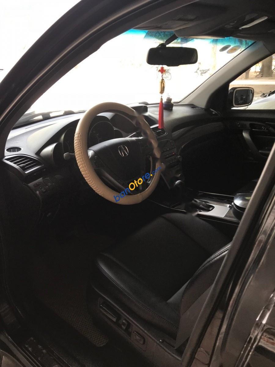 Bán xe Acura MDX 3.7L sản xuất 2008, màu đen, xe nhập