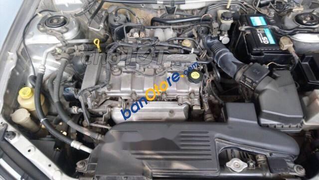 Bán Ford Laser năm sản xuất 2003, màu bạc số sàn, giá tốt