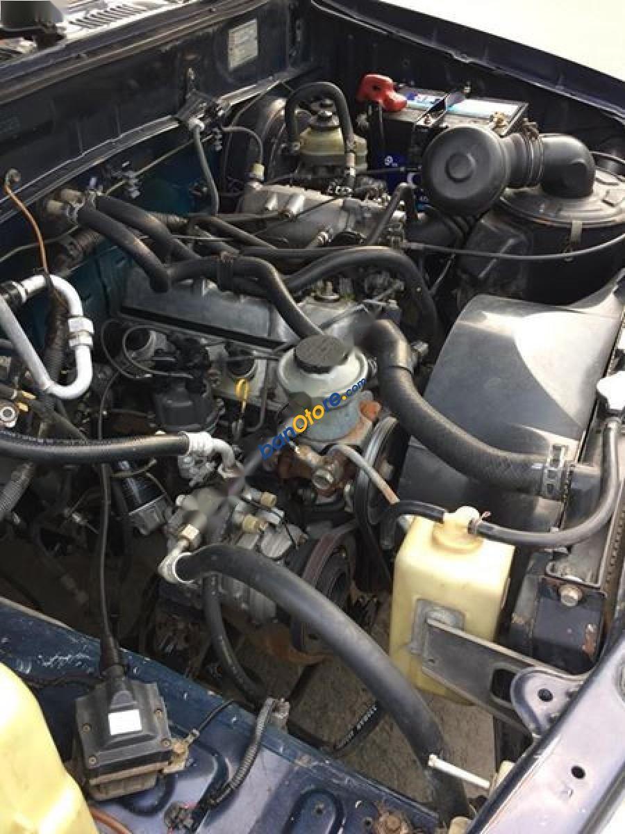 Chính chủ bán ô tô Toyota Zace GL năm sản xuất 2001, màu xanh dưa