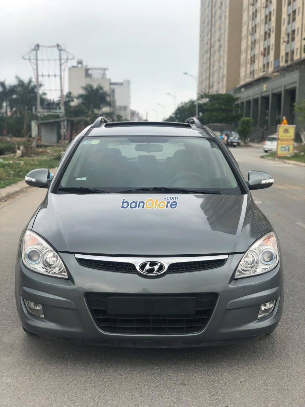 Cần bán gấp Hyundai i30 đời 2009, màu xám, xe nhập