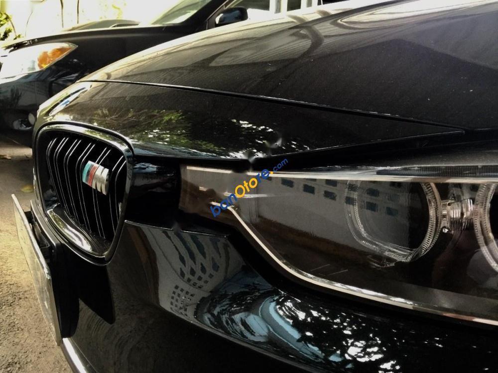 Bán BMW 3 Series 320i năm sản xuất 2013, màu đen, nhập khẩu chính chủ, 868tr