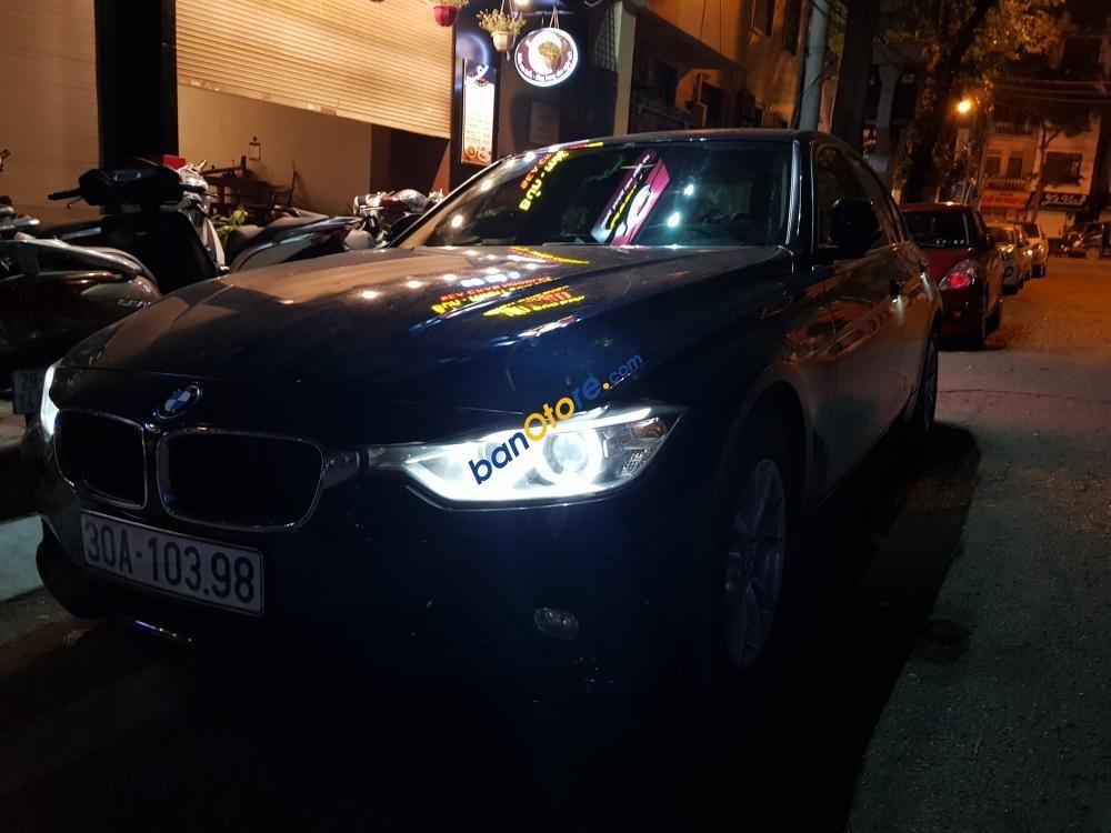 Bán BMW 3 Series 320i 2014, màu xanh lam, nhập khẩu