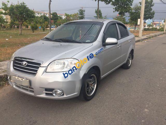 Bán gấp Daewoo Gentra năm 2009, màu bạc, 208 triệu