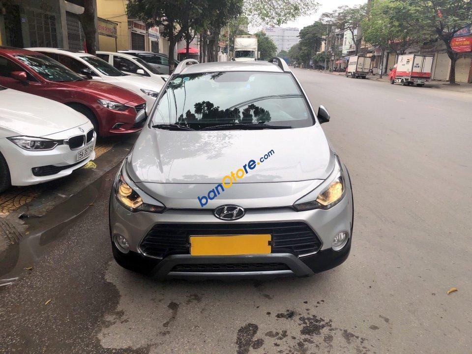Hải Phòng bán ô tô Hyundai i20 Active