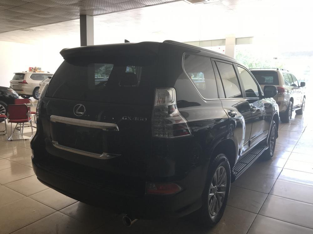 Bán ô tô Lexus GX460 đời 2018, màu đen, nhập khẩu chính hãng