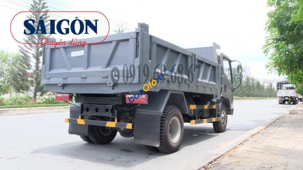 Bán xe ben Hyundai 7 tấn D4DB