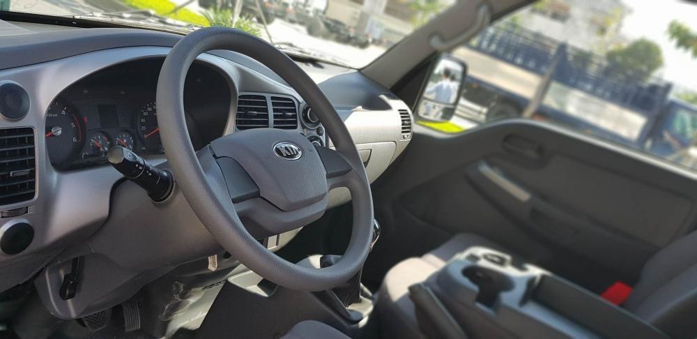 Bán xe Kia k200 New Frontier đời 2018 mới 100%. Hỗ trợ trả góp đến 75%