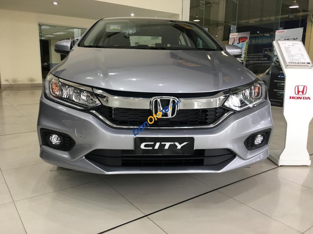 Honda ô tô Mỹ Đình bán xe City 1.5CVT mới 2019, giá tốt khuyến mãi nhiều. Giao ngay, liên hệ 0969334491