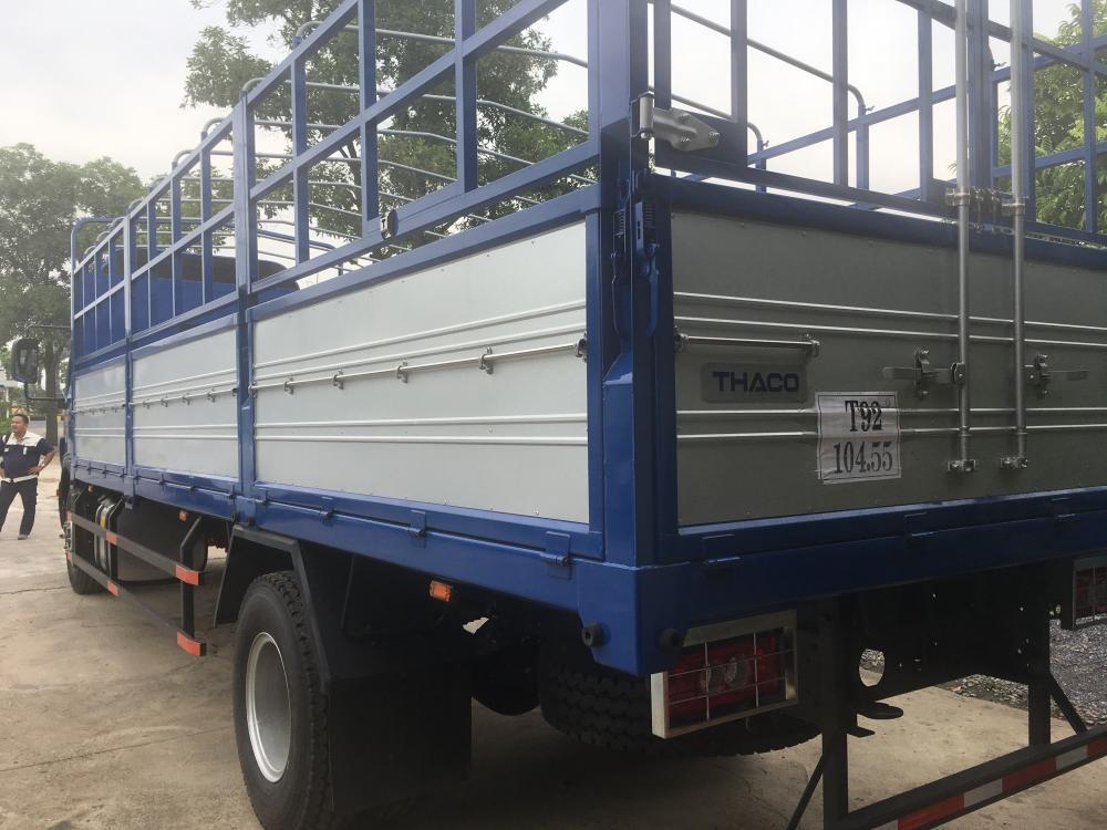 Cần bán xe Thaco Auman C160 2017, màu xanh Auman, LH 0969.644.128