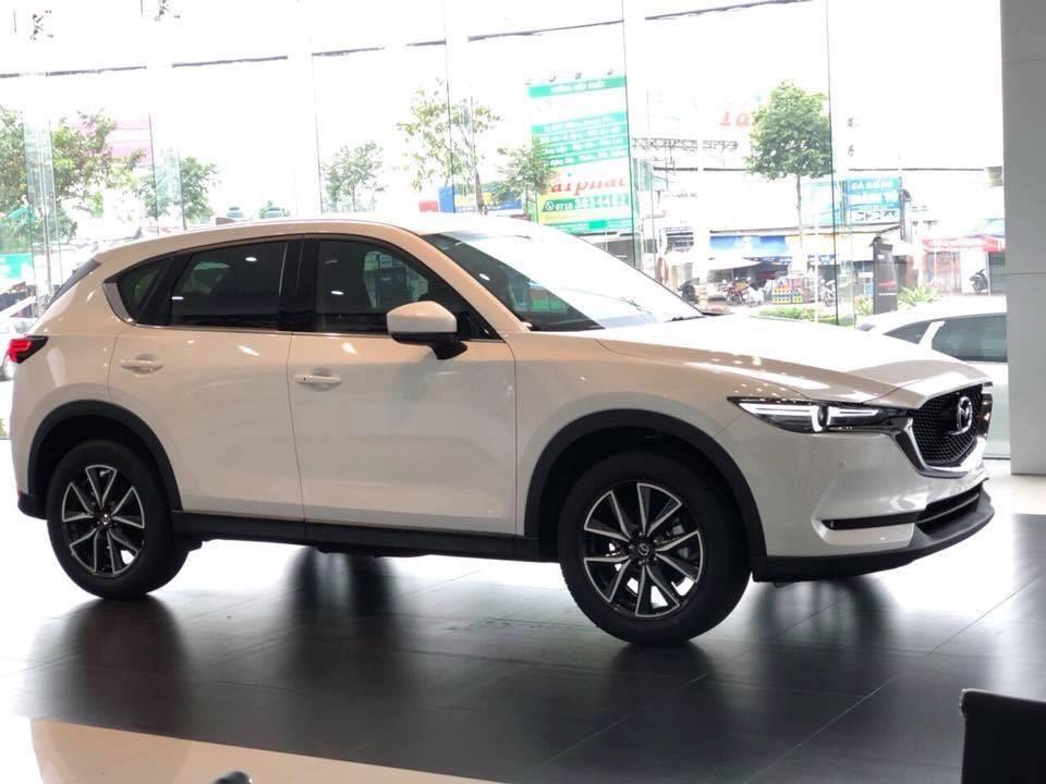 Mazda CX5 2.0 all new 2018, bảo hành 5 năm, trả góp 90%. LH 0909 417 798