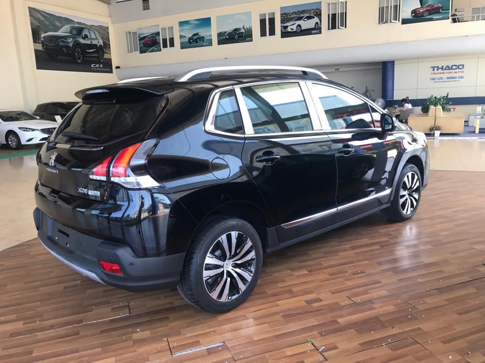 Cần bán Peugeot 3008 Facelift năm 2018, màu đen, giá 959tr
