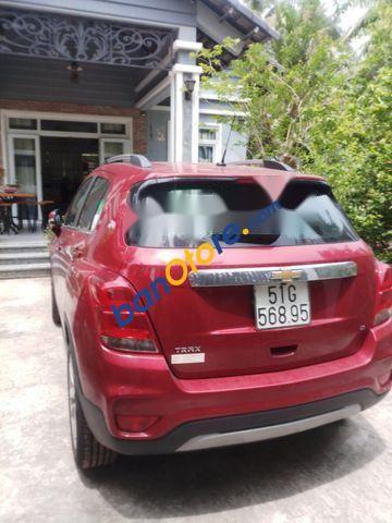 Bán xe Chevrolet Trax năm sản xuất 2018, màu đỏ, nhập khẩu nguyên chiếc như mới, giá 750tr