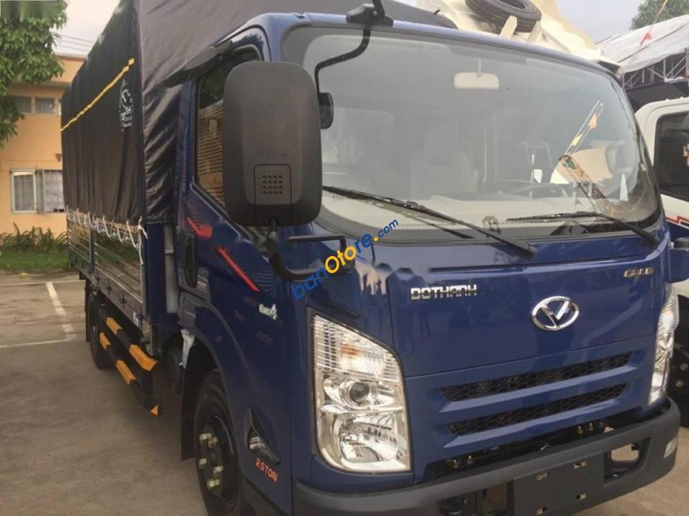 Hyundai Đô Thành bán Hyundai Mighty IZ 65 đời 2018, màu xanh lam