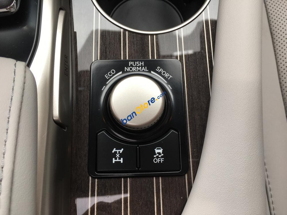 Cần bán xe Lexus RX RX350L, sản xuất năm 2018, màu xám (ghi), nhập khẩu Mỹ