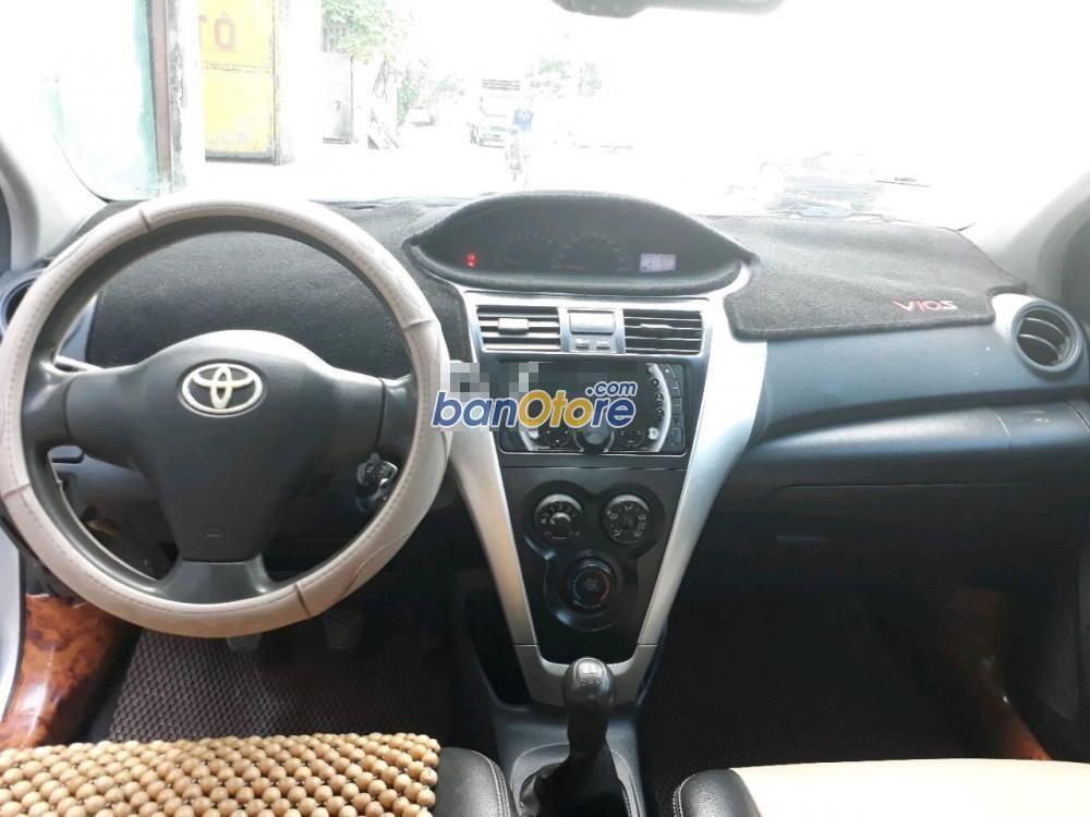 Xe Cũ Toyota Vios 2012