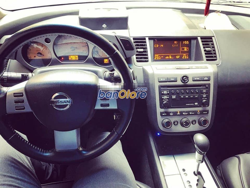 Xe Cũ Nissan Murano 2007