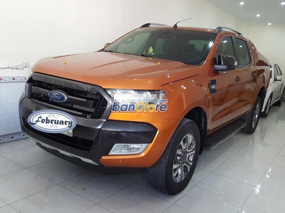 Xe Cũ Ford Ranger 2015