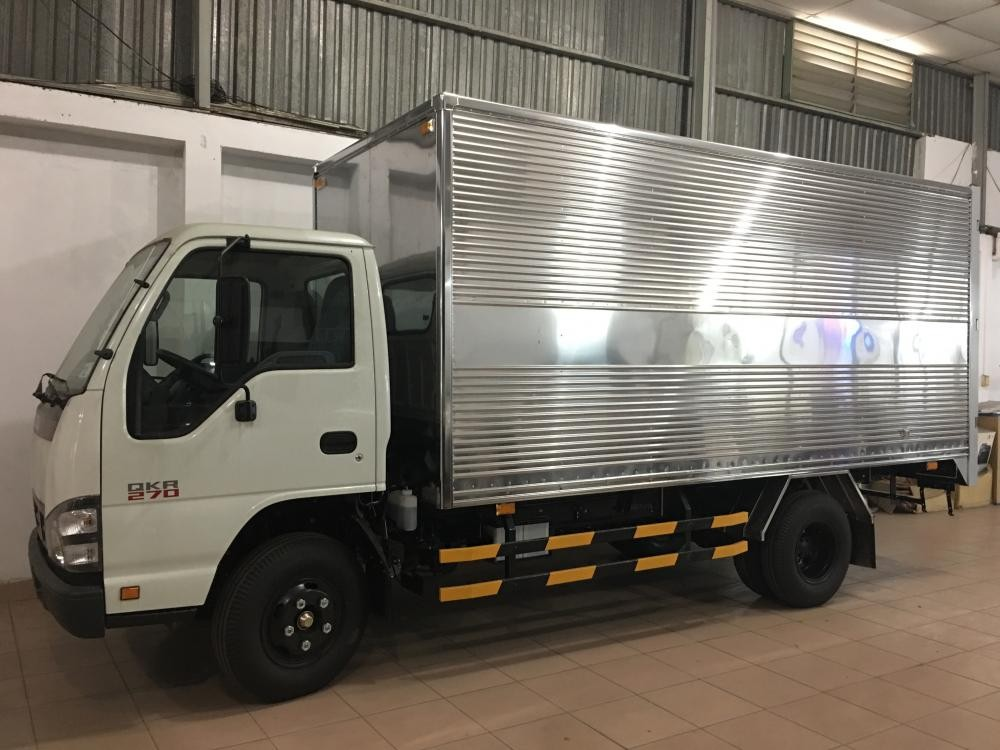 Bán Isuzu 1.9T KM máy lạnh, 12 phiếu bảo dưỡng