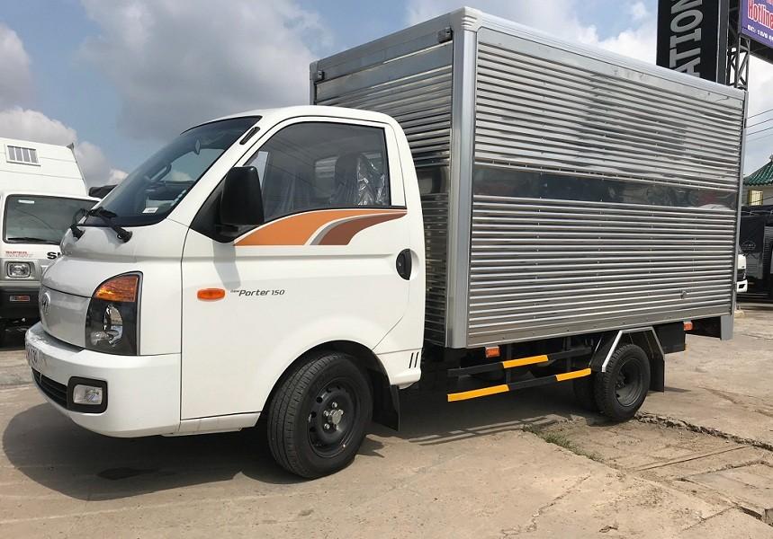 Xe tải Hyundai 1T49 – 1490Kg – New Porter 150 Euro4 mới 2018