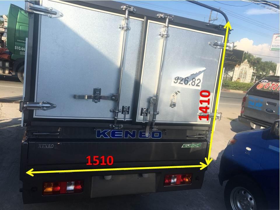 Bán xe Kenbo 990KG, chỉ 50tr là có xe