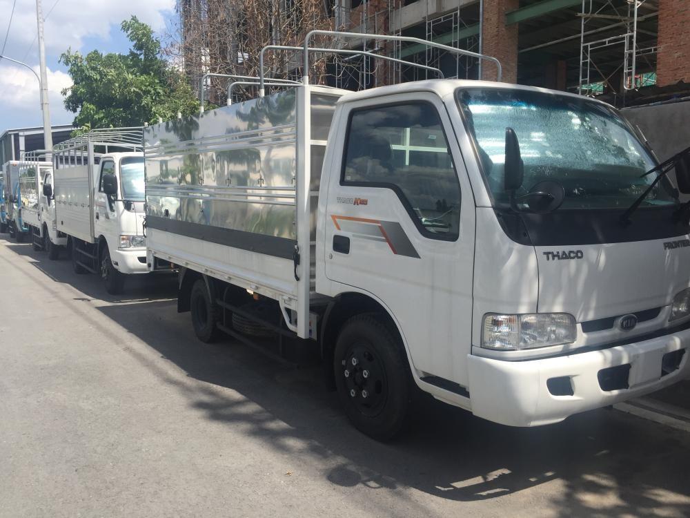 Cần bán Kia K165 2.4 tấn 2017, nhập khẩu lắp ráp