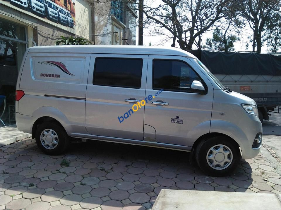Bán xe bán tải Dongben X30 5 chỗ cũ, đời 2016, hỗ trợ trả góp